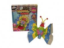 3D мозайка пеперуда