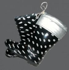 Гумени ботуши с подвижен чорап