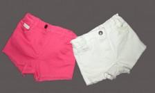 Къси панталонки Sugar Pink - 2 бр
