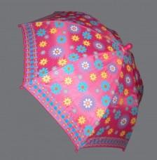Чадър на цветя