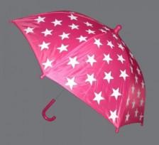 Чадърче на звездички