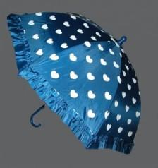 Чадърче с къдрички