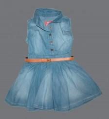 Дънкова рокля Funky Diva